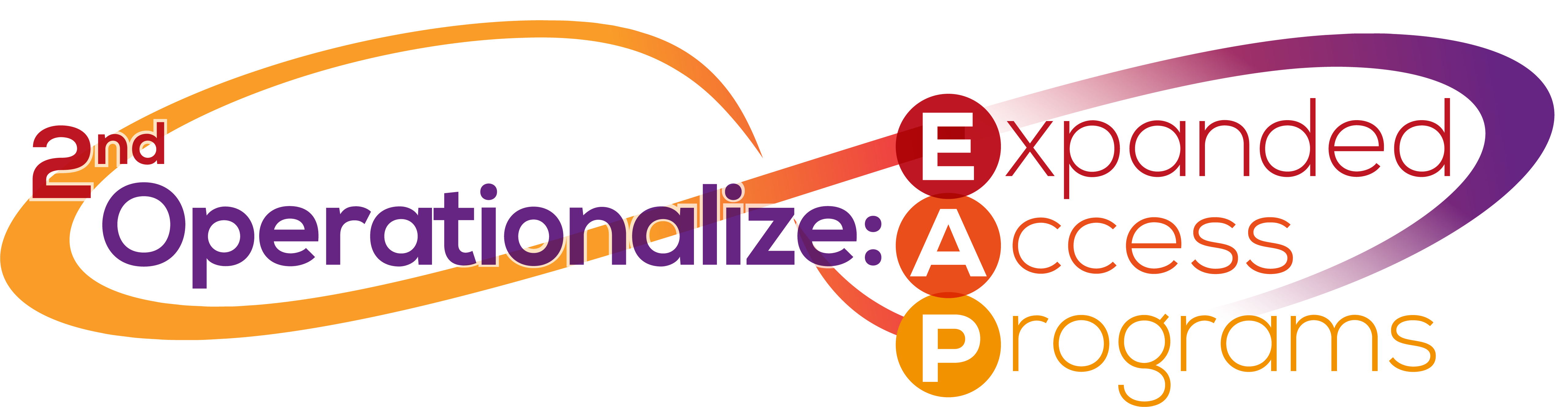 2nd Annual Operationalize: Expanded Access Programs Logo